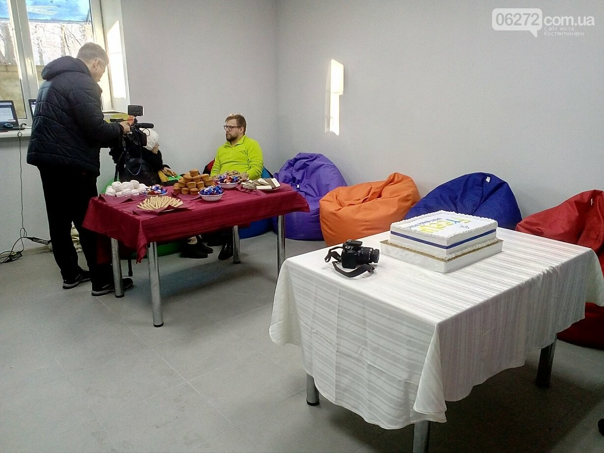 "В Константиновке открыли новое креативное пространство ""FreeUA""  , фото-2"