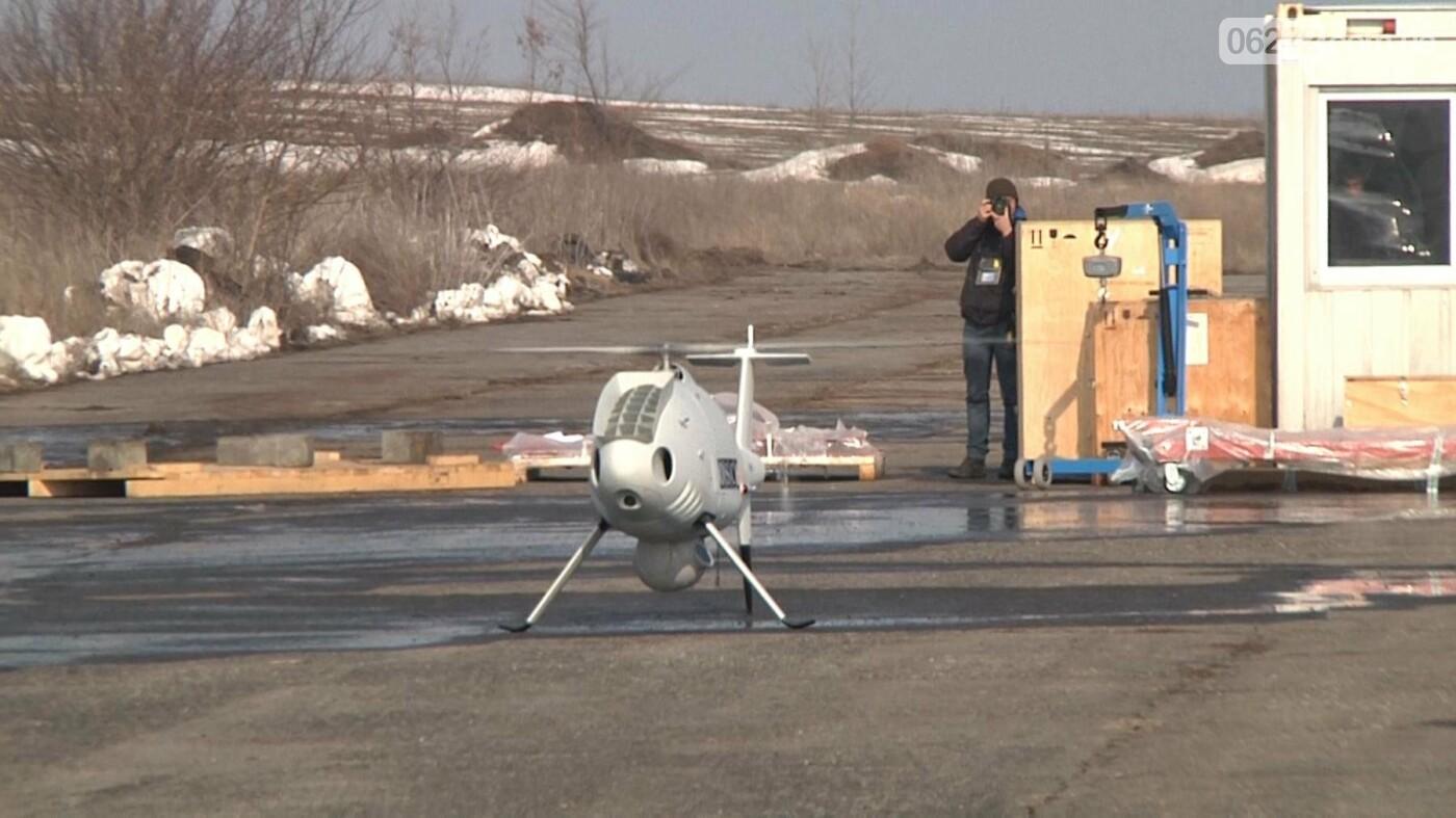 ОБСЄ запустила безпілотники над Костянтинівкою, фото-1