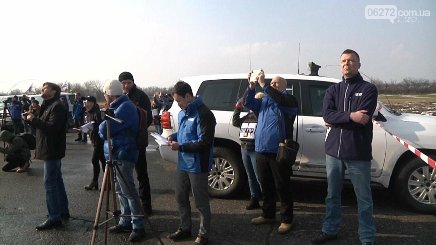 ОБСЄ запустила безпілотники над Костянтинівкою, фото-2