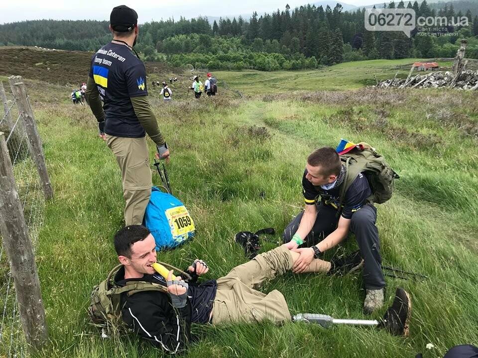 Українські десантники здобули «золото» під час марш-кидку в горах Шотландії, фото-1
