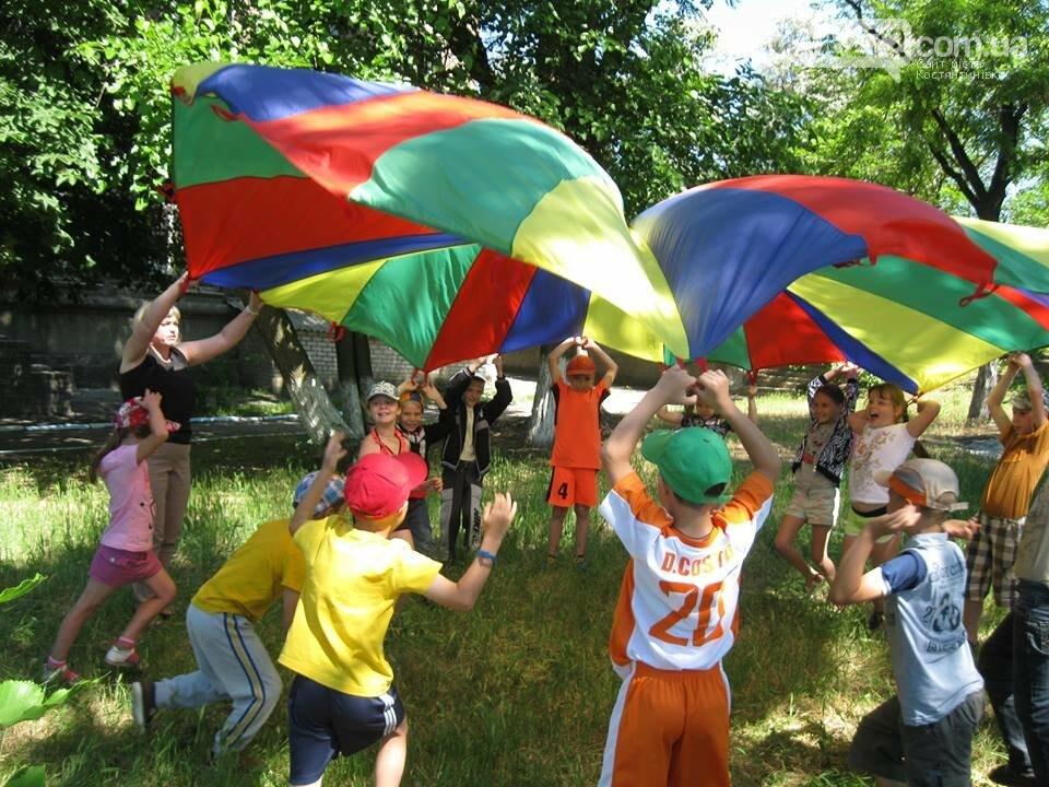 Спортивно-развлекательная программа Константиновского ЦДЮТ для воспитанников  5 школы, фото-2