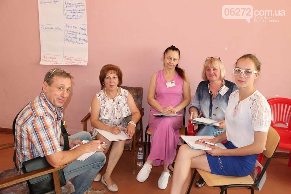 У Костянтинівці провели тренінг від МОМ (Міжнародна організація з міграції), фото-4