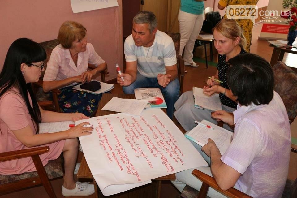 У Костянтинівці провели тренінг від МОМ (Міжнародна організація з міграції), фото-3