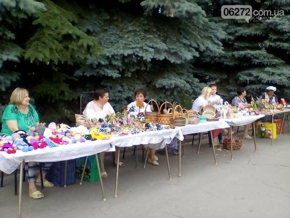 В Константиновке отметили День молодежи, фото-3