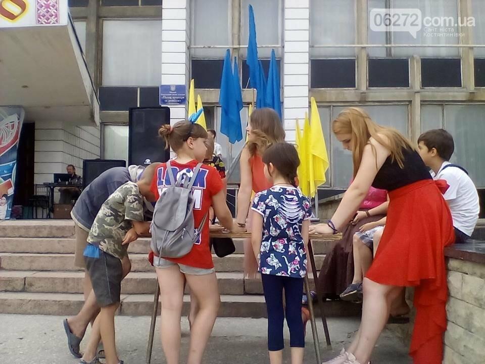 В Константиновке отметили День молодежи, фото-10