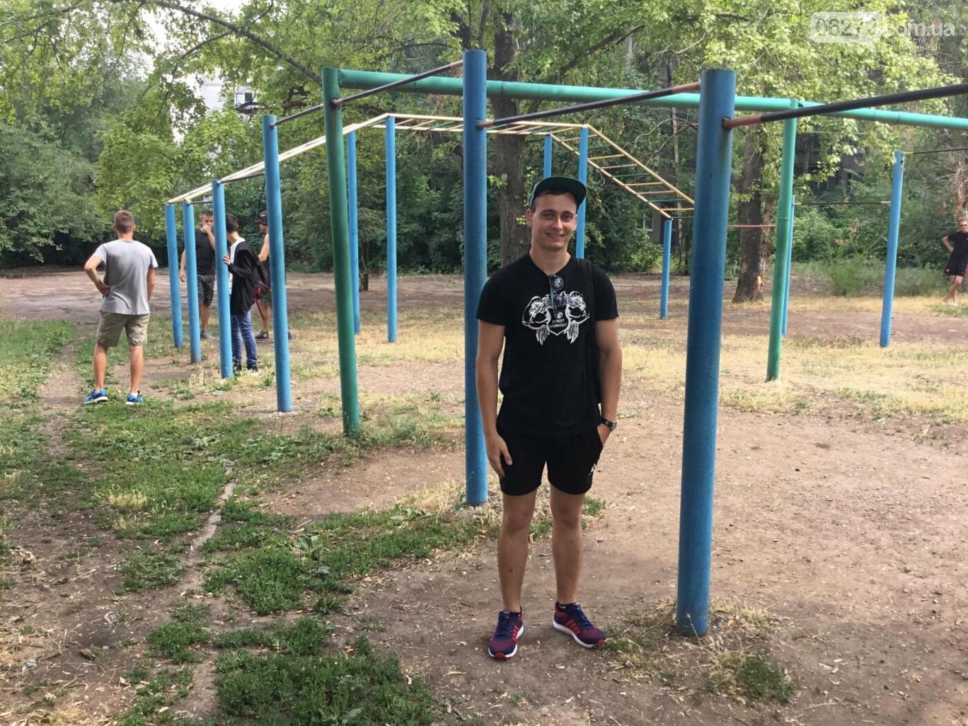 В Константиновке спортсмены приняли участие в соревнованиях по Street Workout, фото-3