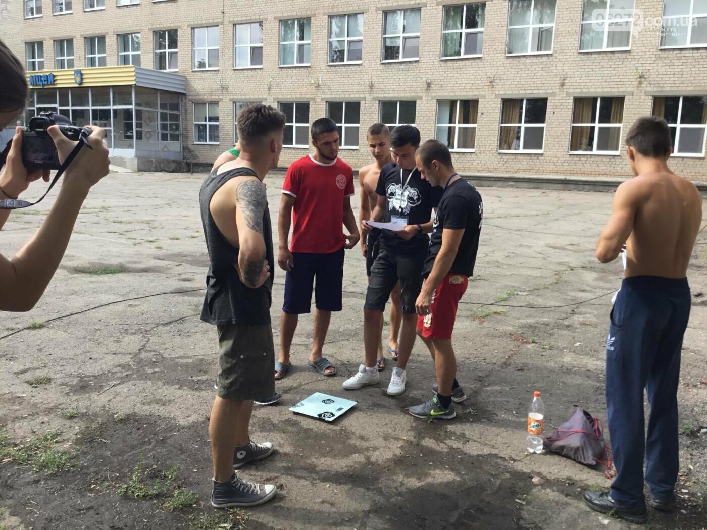 Фото с соревнований по Workout в Константиновке, фото-3