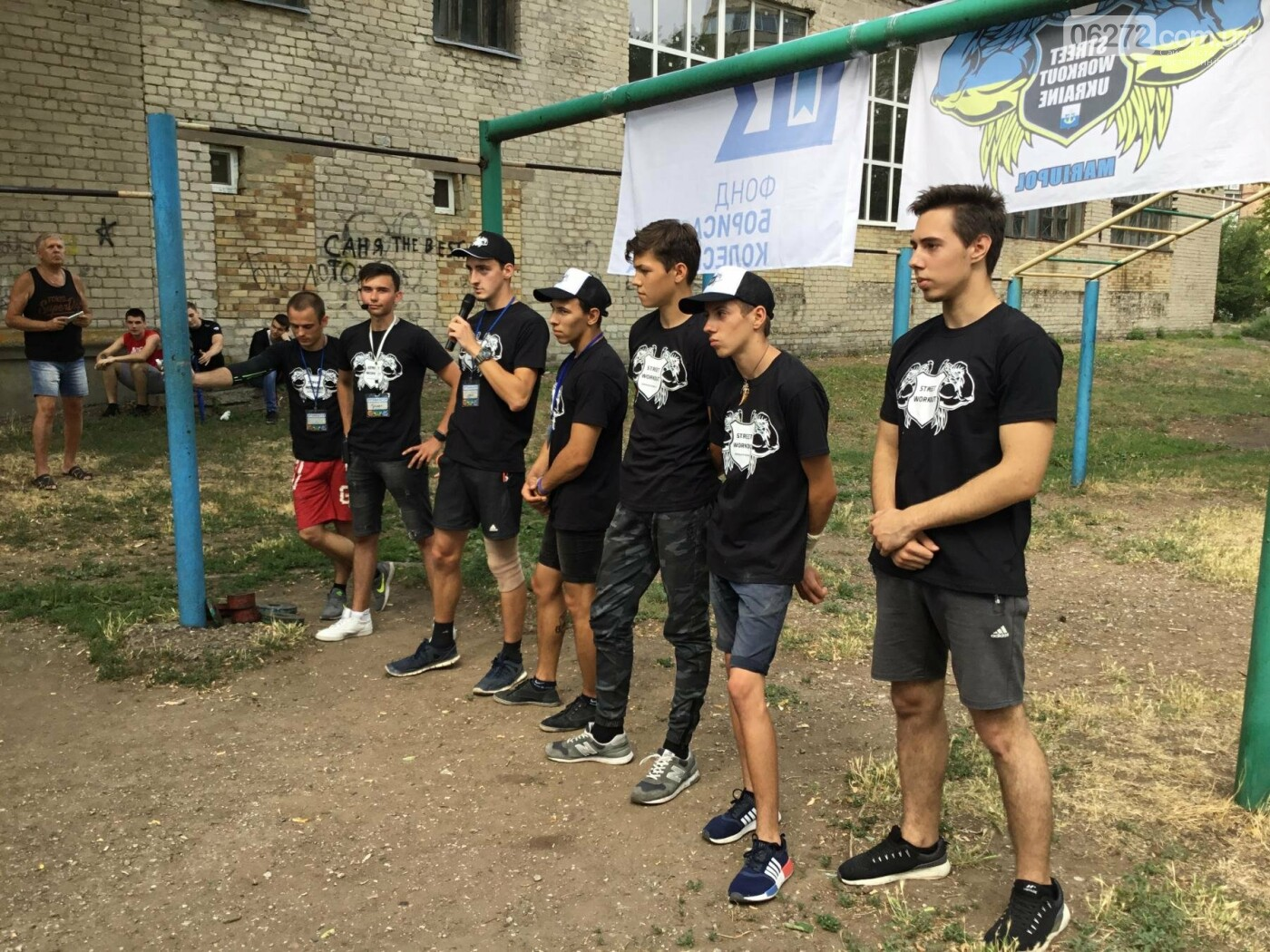 Фото с соревнований по Workout в Константиновке, фото-9