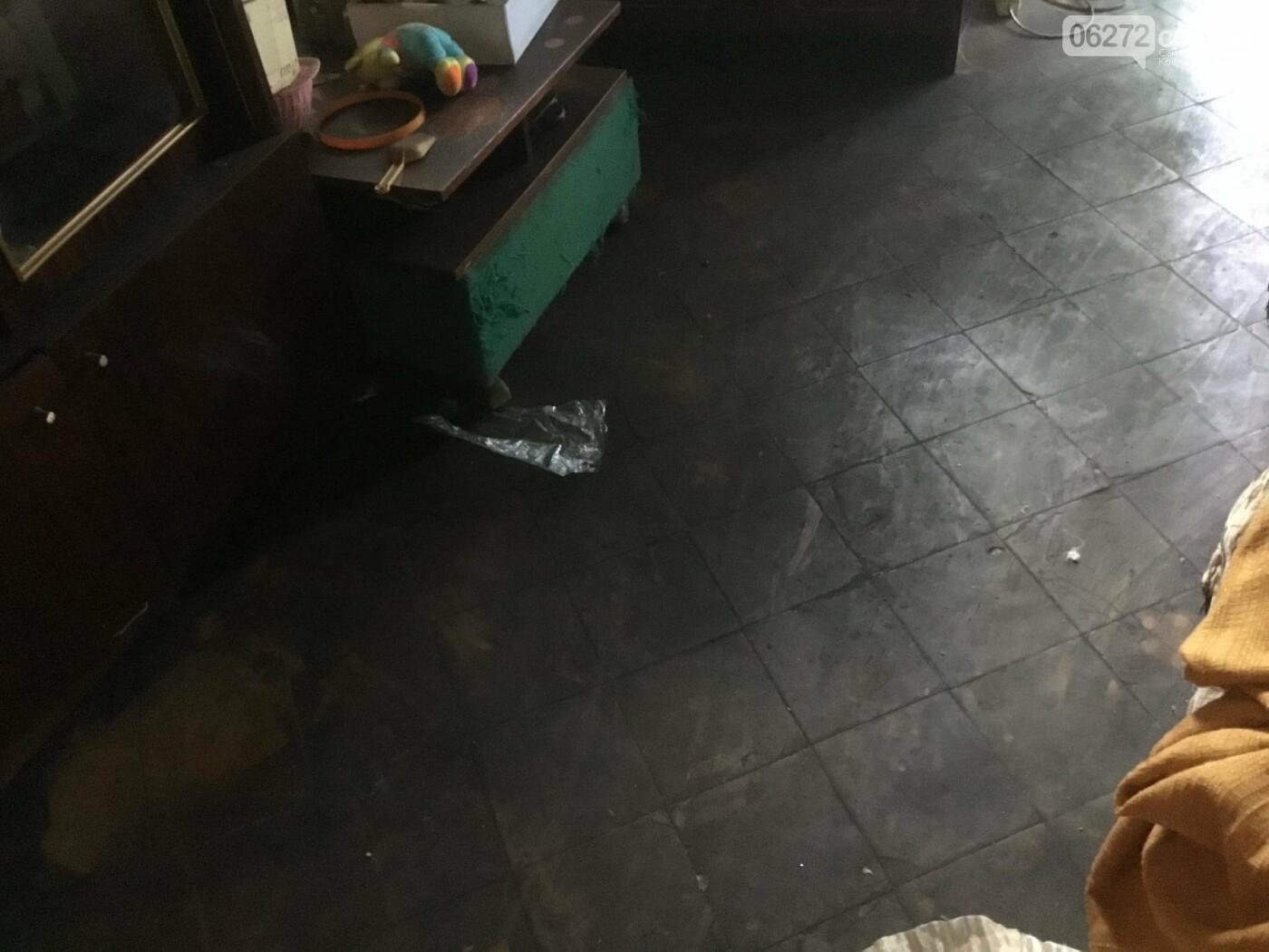У Костянтинівці постраждало помешкання людей від пожежі у спортивній залі «Радуга», фото-4