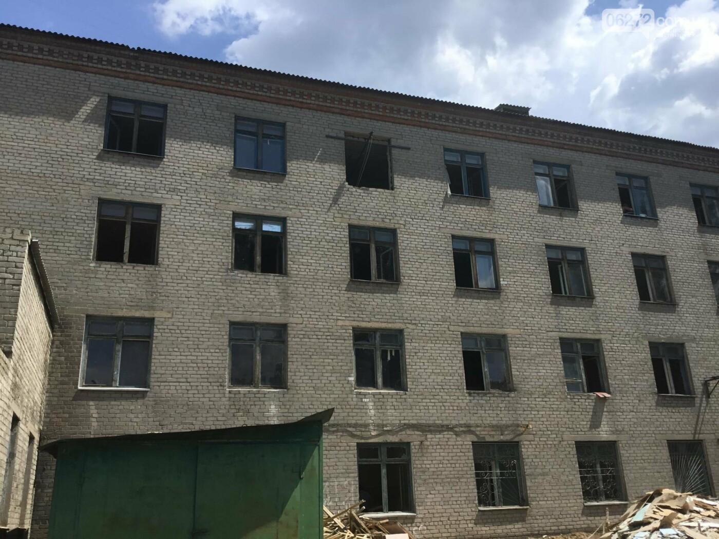 У Костянтинівці ремонтують пологовий будинок, фото-2