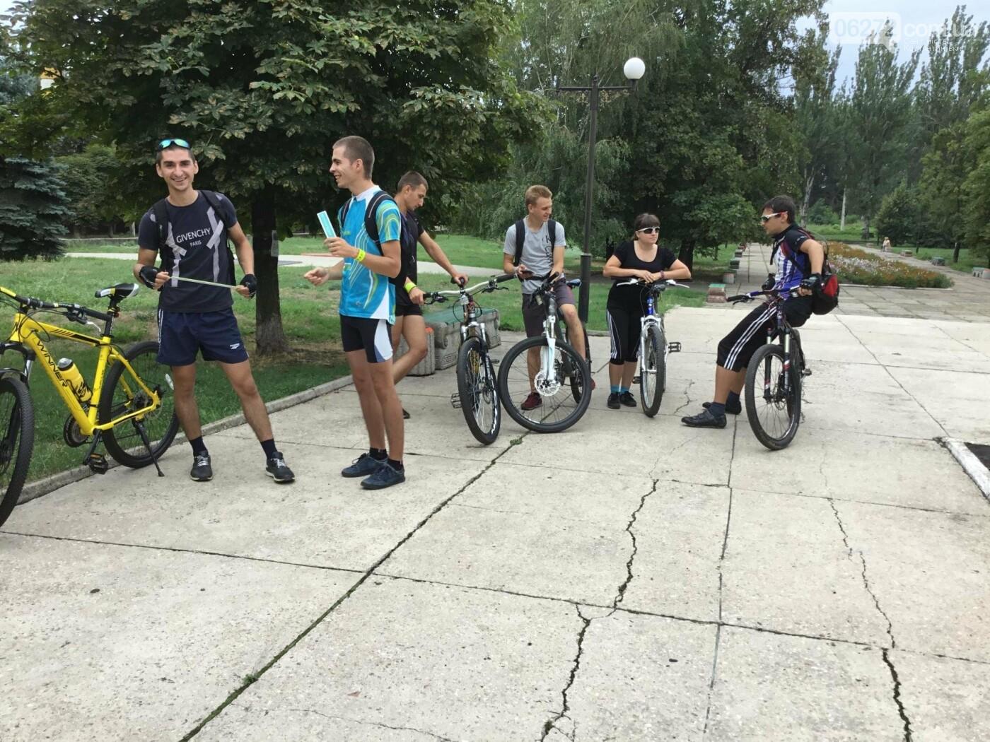 Вперше у Костянтинівці пройшов велофестиваль, фото-20