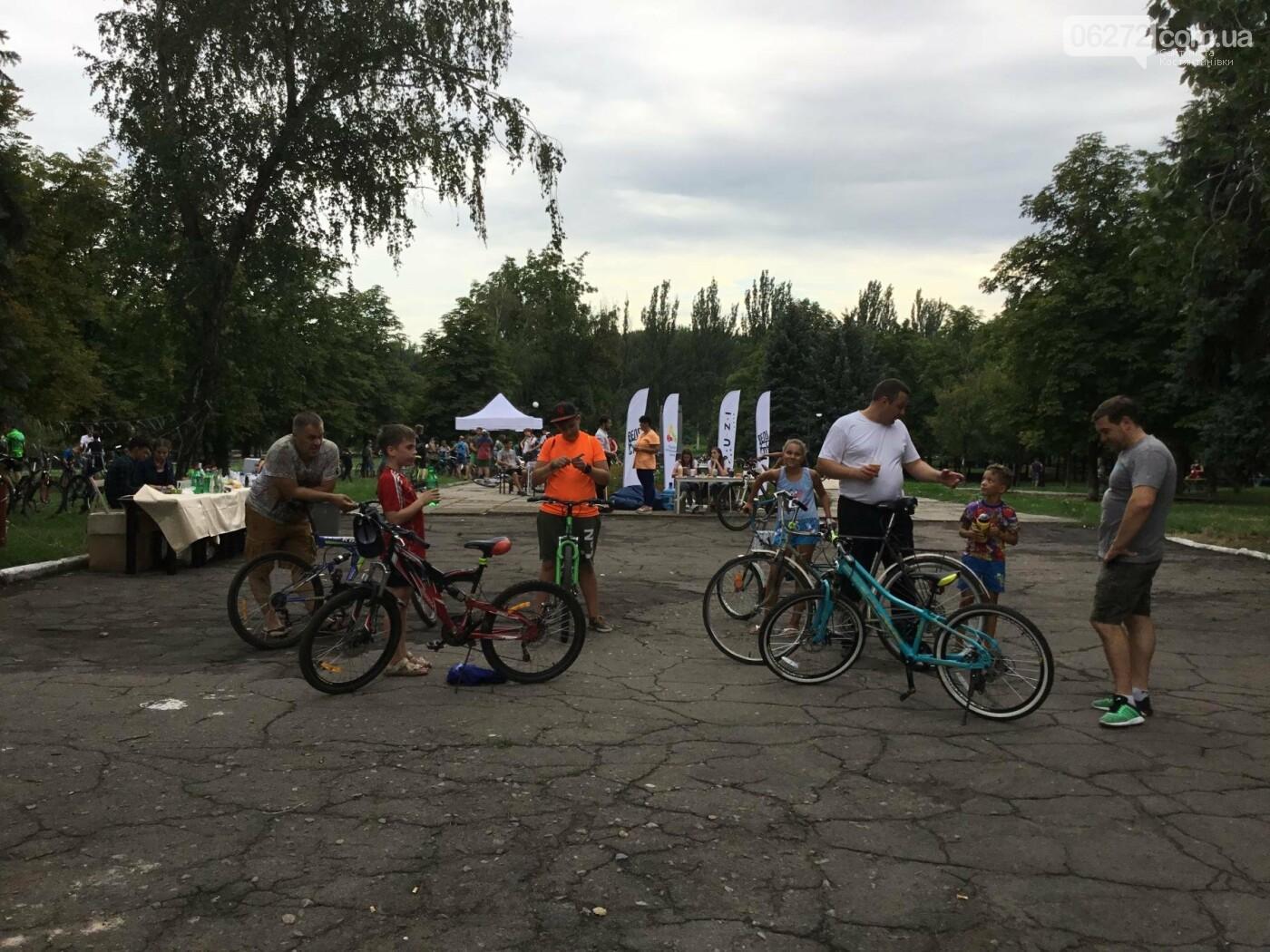 Вперше у Костянтинівці пройшов велофестиваль, фото-10