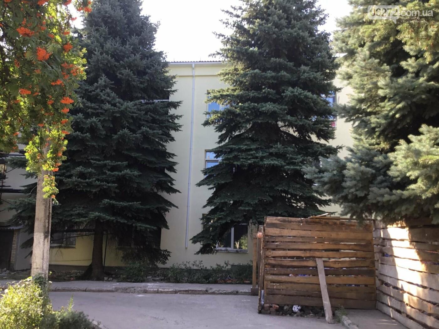 У Костянтинівській дитячій лікарні продовжується ремонт, фото-5