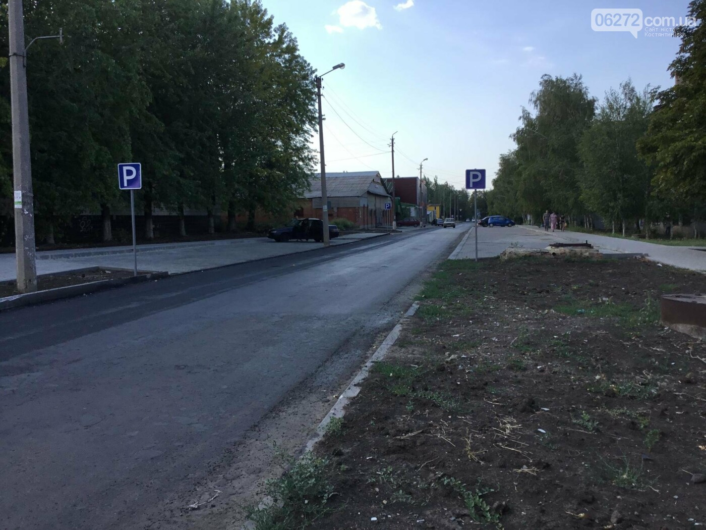 Дорога после ремонта по ул. Леваневского в Константиновке, фото-4