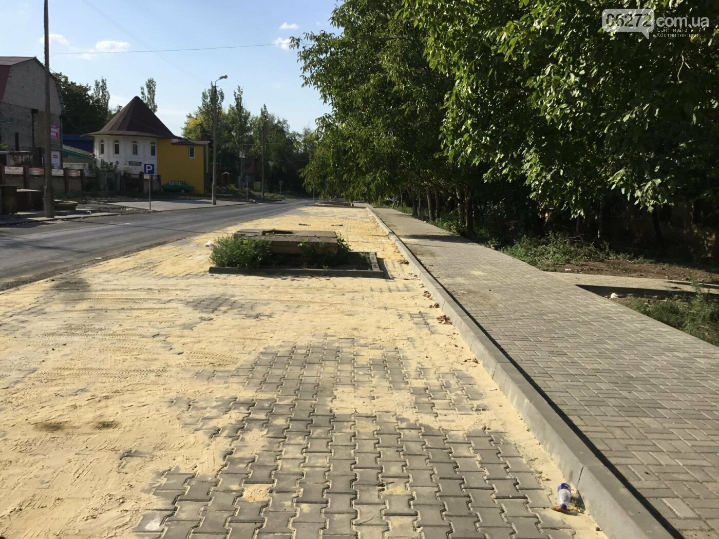 Дорога после ремонта по ул. Леваневского в Константиновке, фото-15