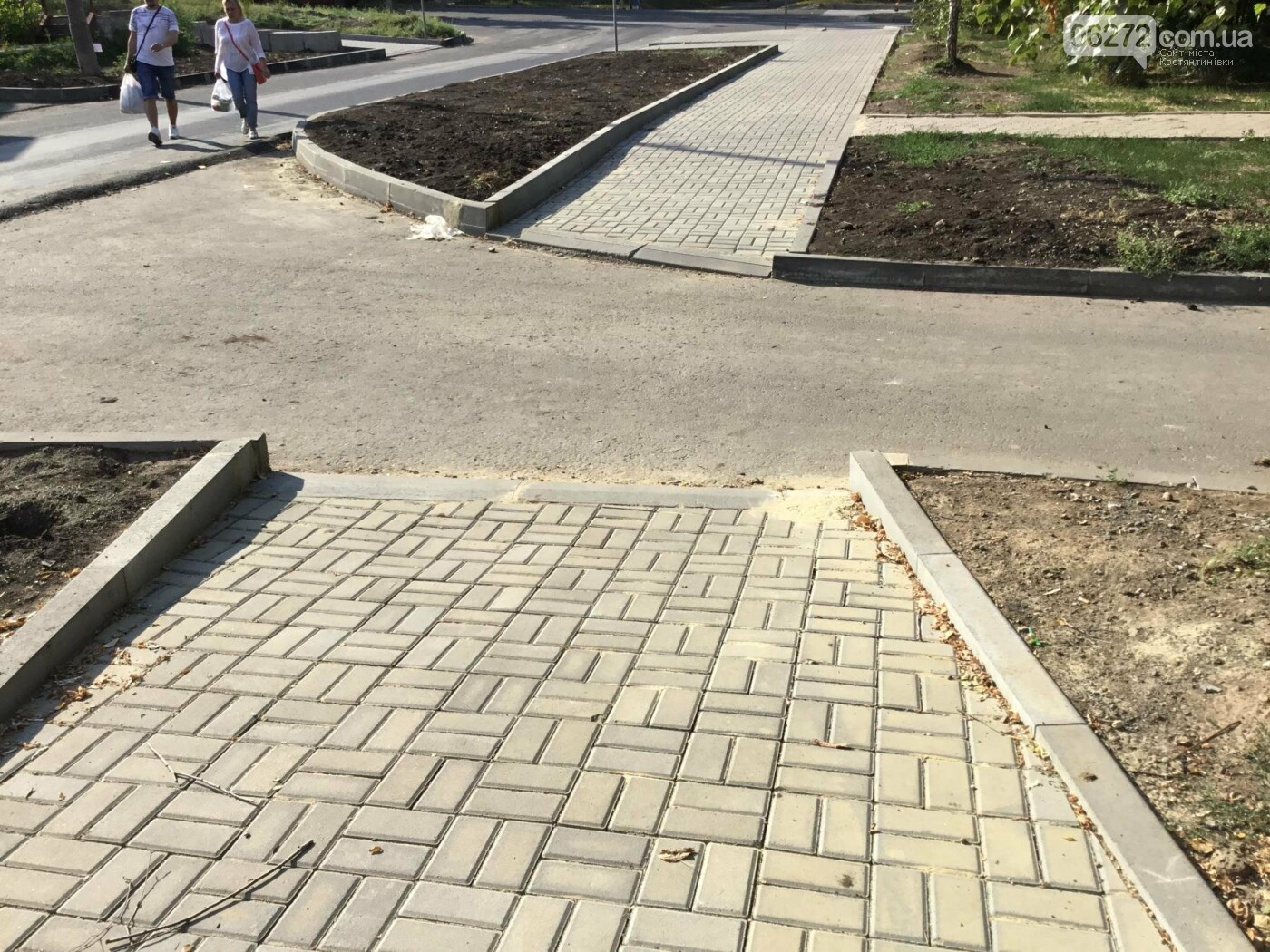 Дорога после ремонта по ул. Леваневского в Константиновке, фото-24