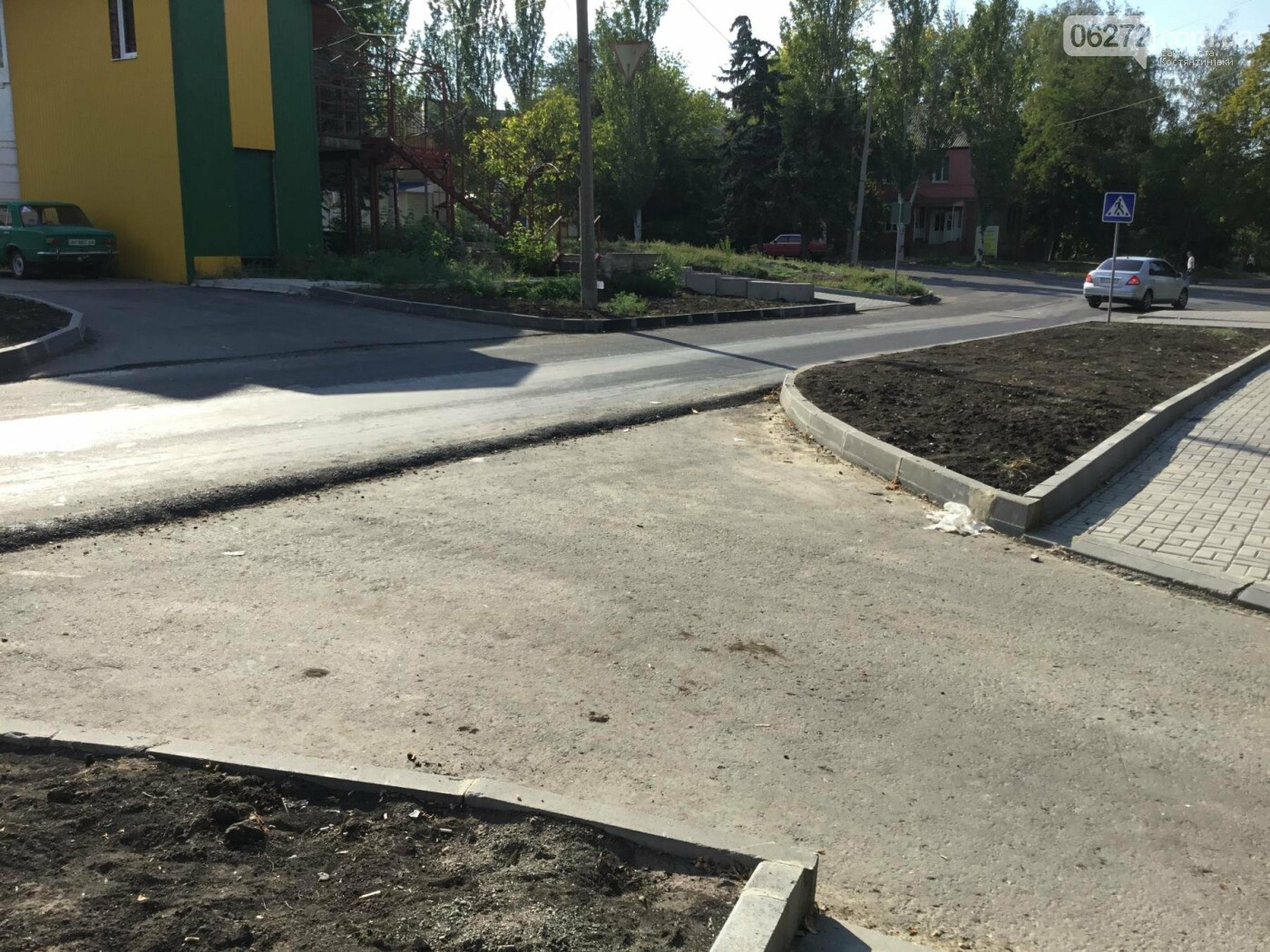 Дорога после ремонта по ул. Леваневского в Константиновке, фото-18