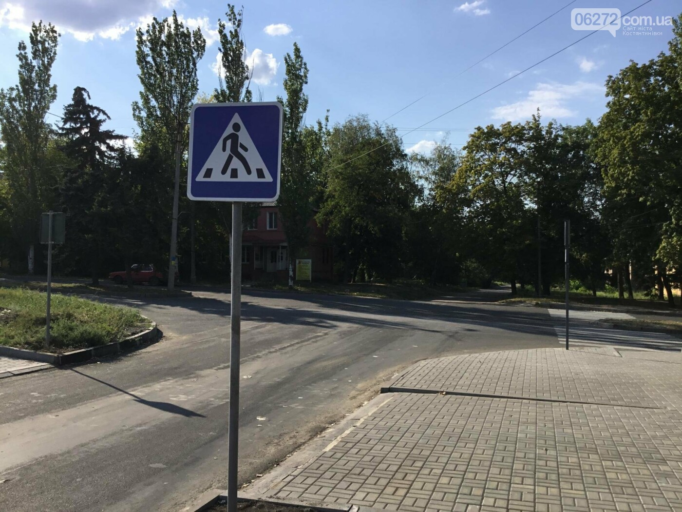 Дорога после ремонта по ул. Леваневского в Константиновке, фото-9
