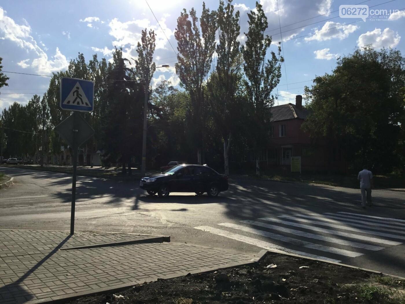 Дорога после ремонта по ул. Леваневского в Константиновке, фото-7