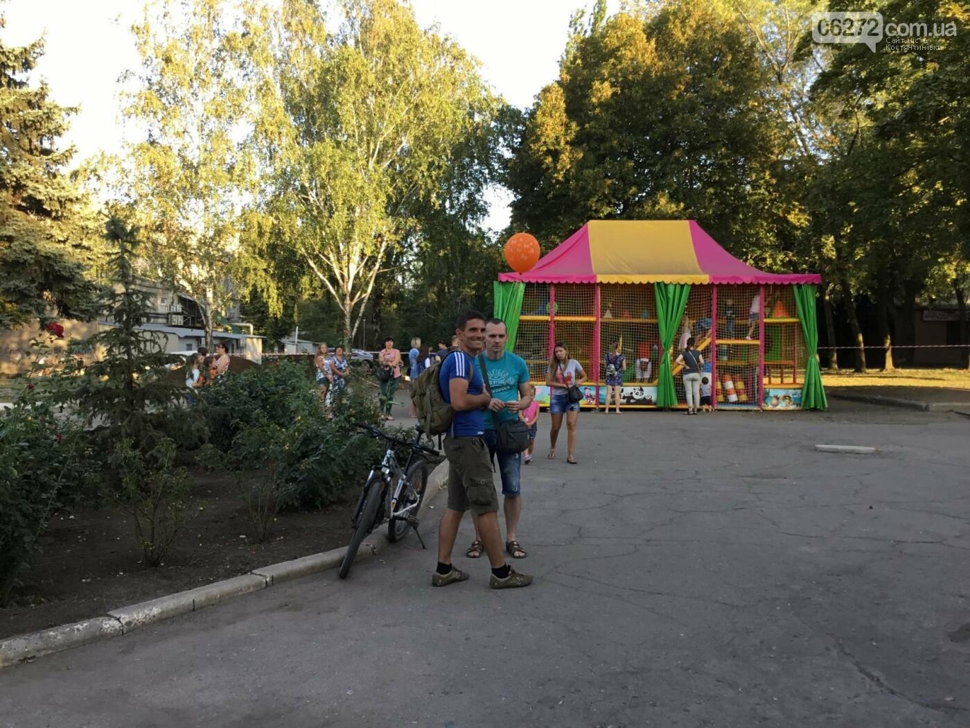 Вчера в Константиновке состоялся благотворительный праздник для детей (видео), фото-17