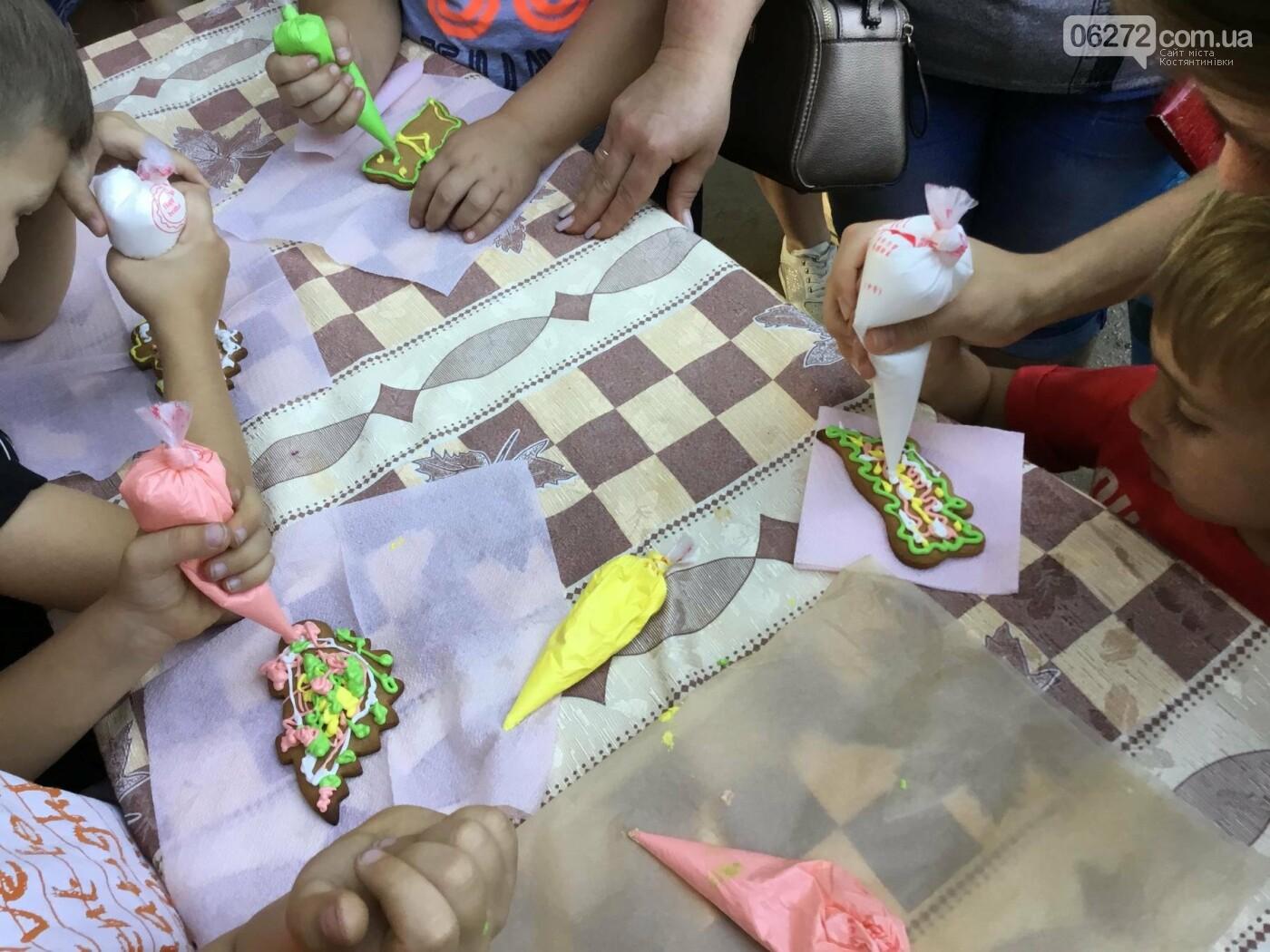 Вчера в Константиновке состоялся благотворительный праздник для детей (видео), фото-2