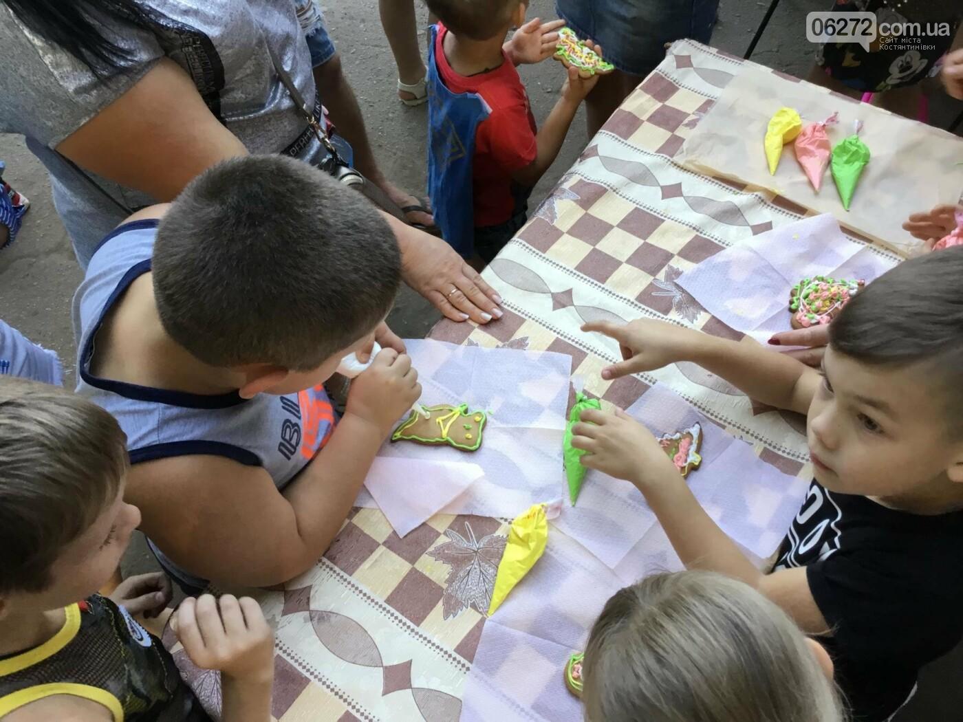 Вчера в Константиновке состоялся благотворительный праздник для детей (видео), фото-4