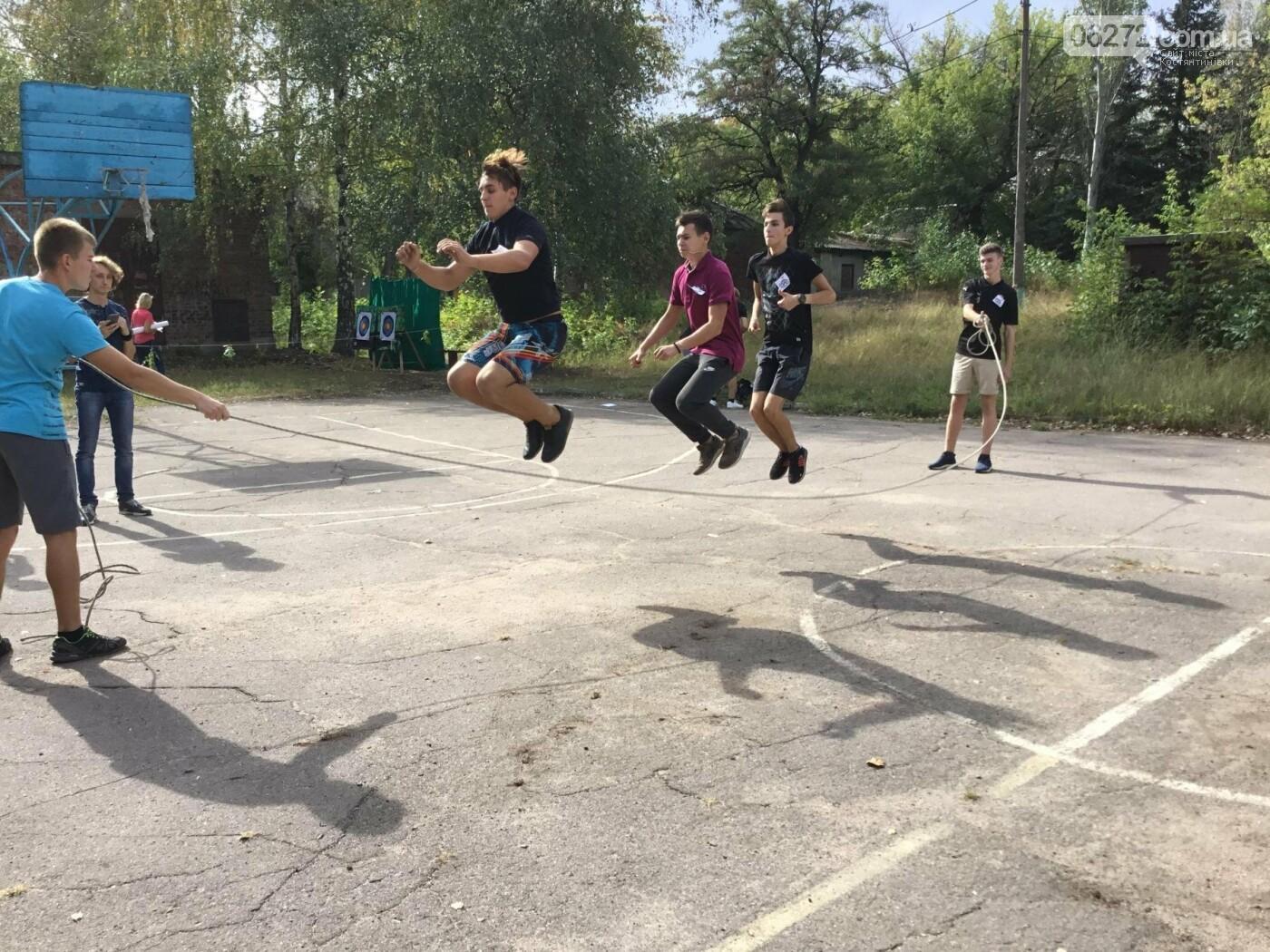 День здоровья в Константиновском индустриальном техникуме, фото-13