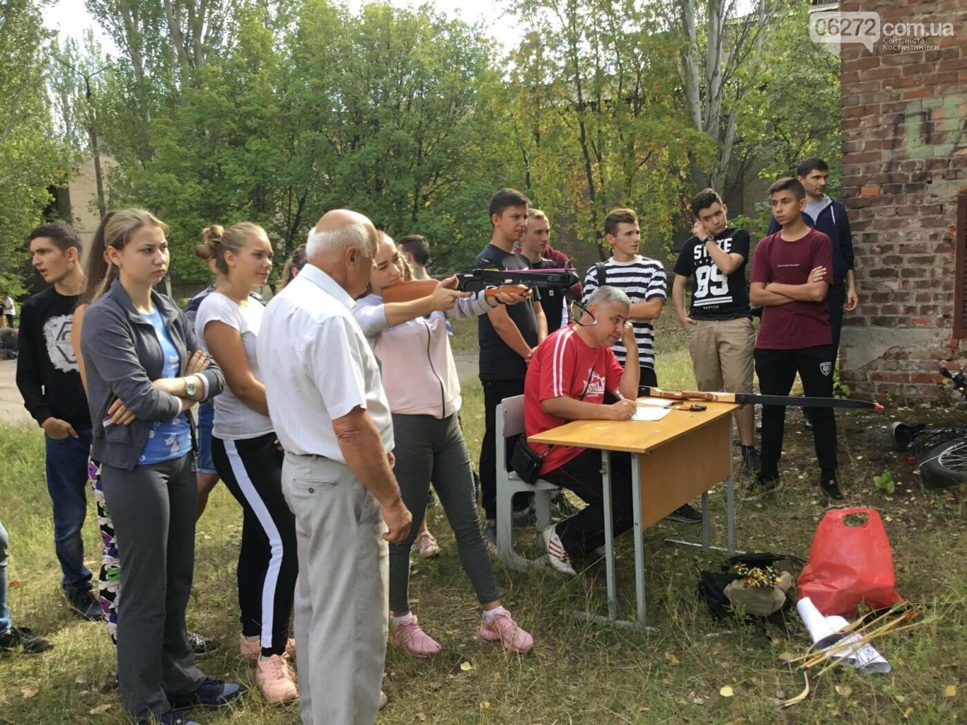 День здоровья в Константиновском индустриальном техникуме, фото-7