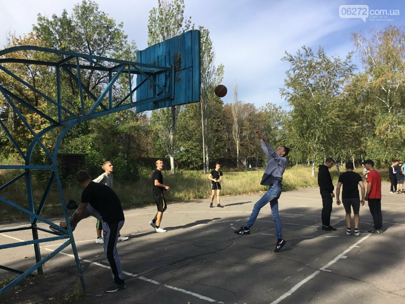 День здоровья в Константиновском индустриальном техникуме, фото-8