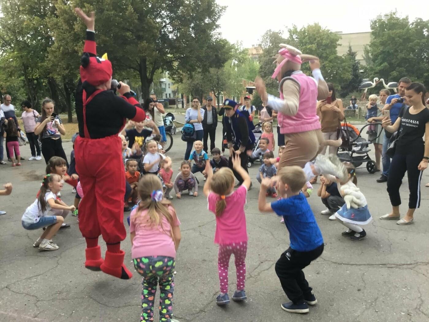 В Константиновке провели благотворительный праздник  в поддержку Софии Чупыхиной, фото-7