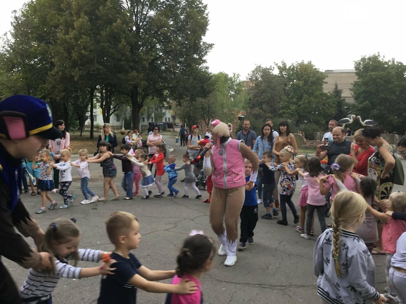 В Константиновке провели благотворительный праздник  в поддержку Софии Чупыхиной, фото-5