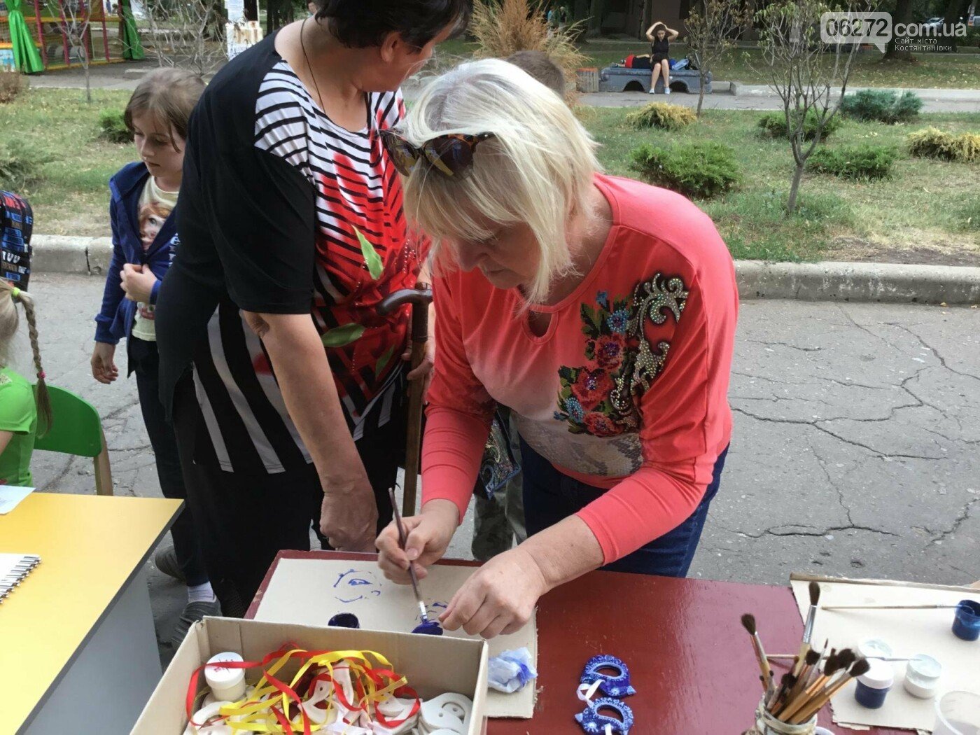В Константиновке провели благотворительный праздник  в поддержку Софии Чупыхиной, фото-9