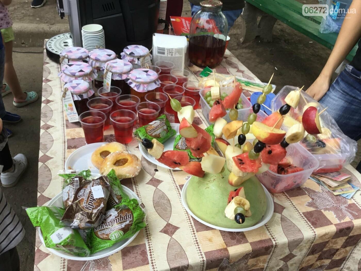 В Константиновке провели благотворительный праздник  в поддержку Софии Чупыхиной, фото-10