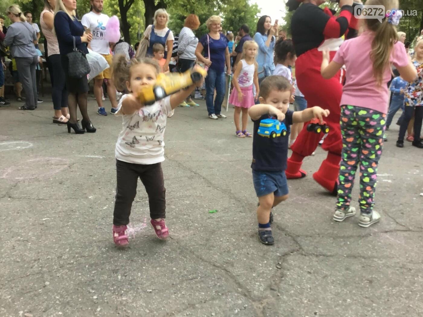 В Константиновке провели благотворительный праздник  в поддержку Софии Чупыхиной, фото-3