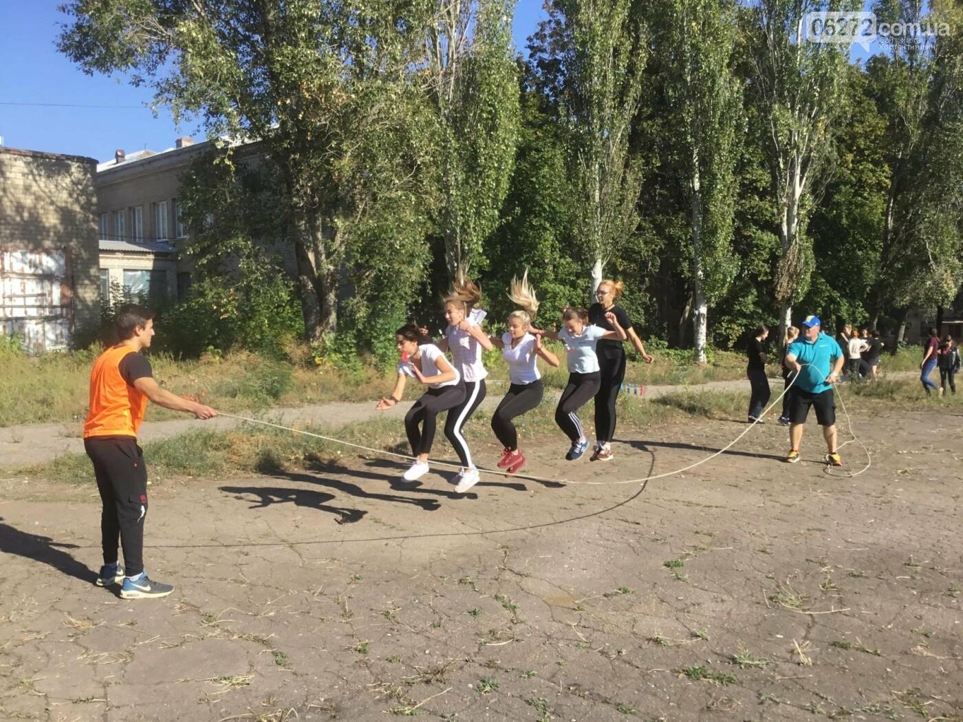 День здоровья в Константиновском медицинском колледже, фото-24