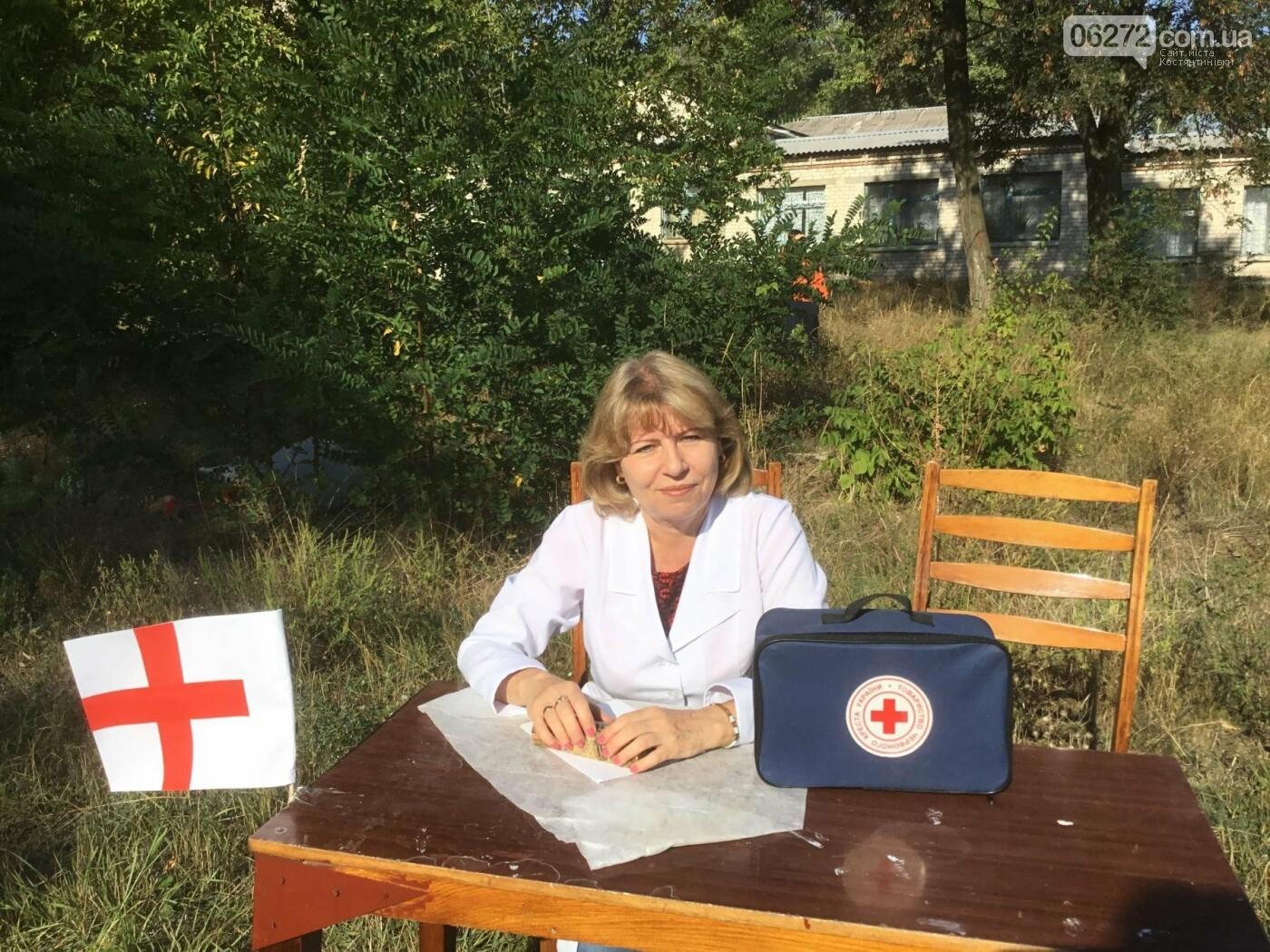 День здоровья в Константиновском медицинском колледже, фото-14
