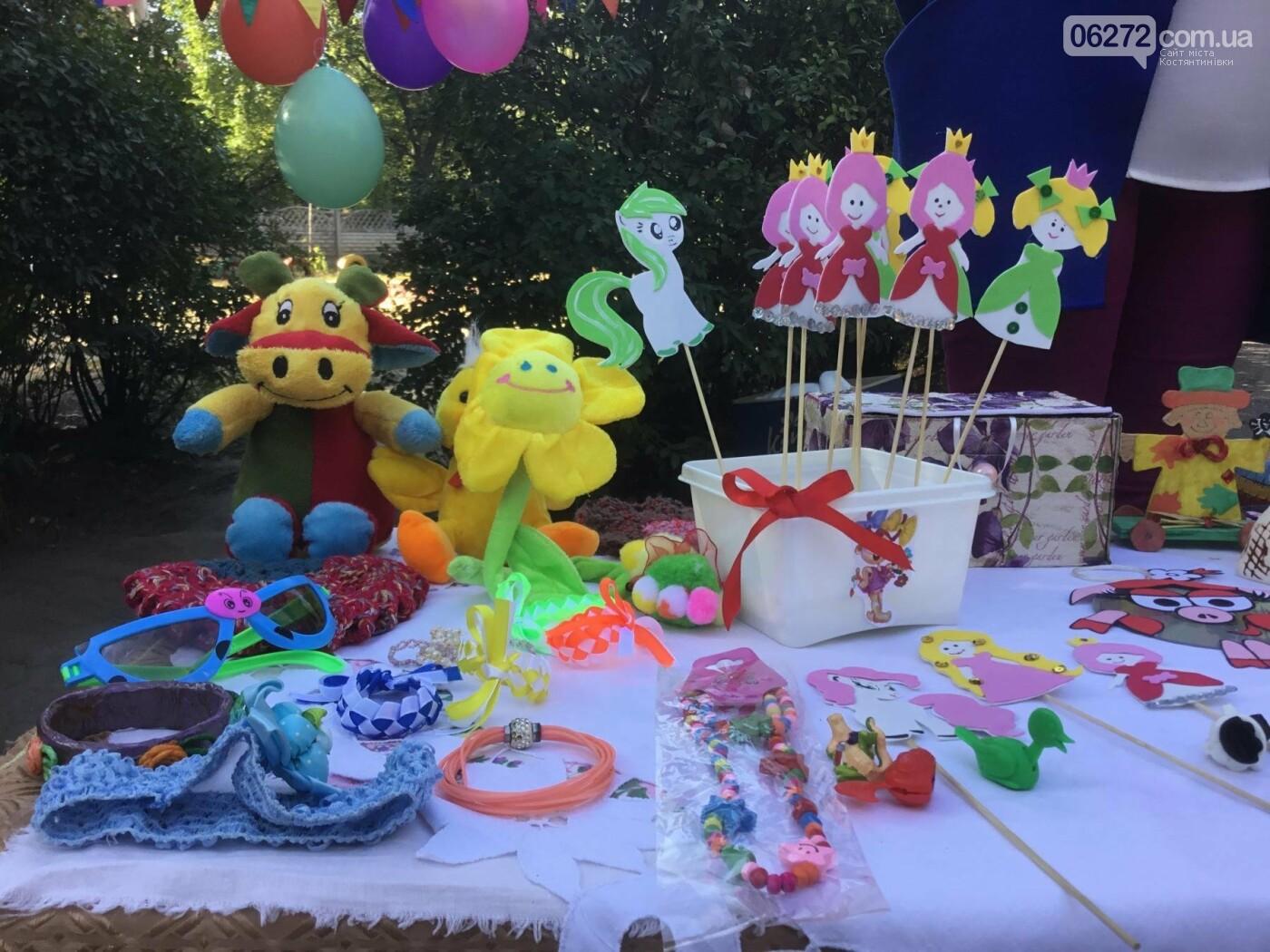 Сорочинський ярмарок у Костянтинівському дитячому садочку «Червона шапочка», фото-4