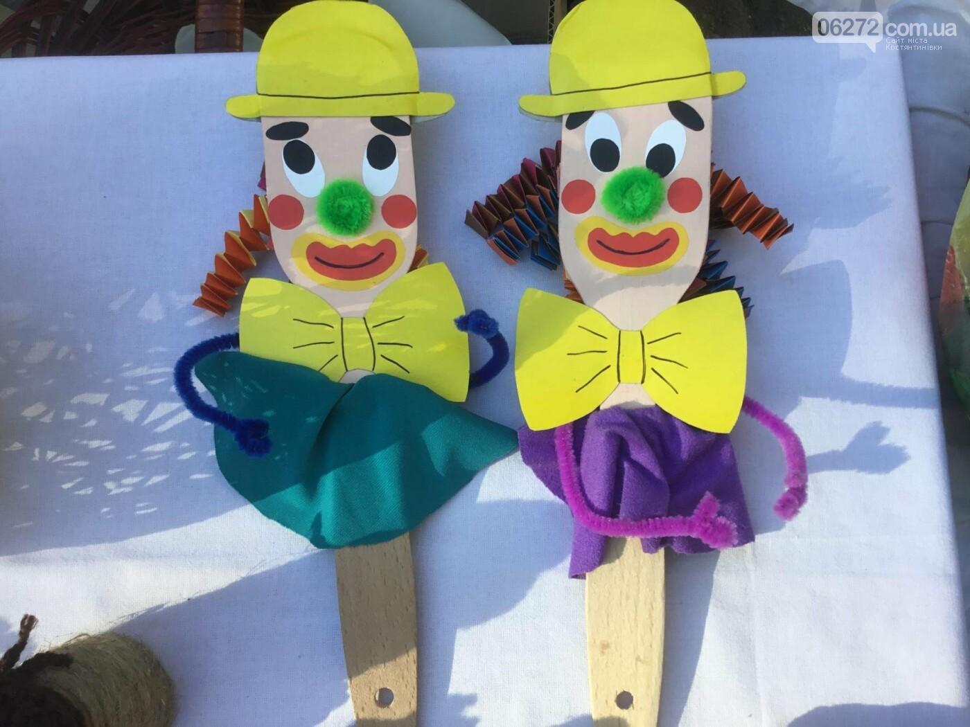 Сорочинський ярмарок у Костянтинівському дитячому садочку «Червона шапочка», фото-2