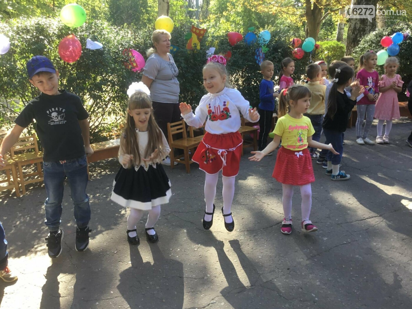 Сорочинський ярмарок у Костянтинівському дитячому садочку «Червона шапочка», фото-24