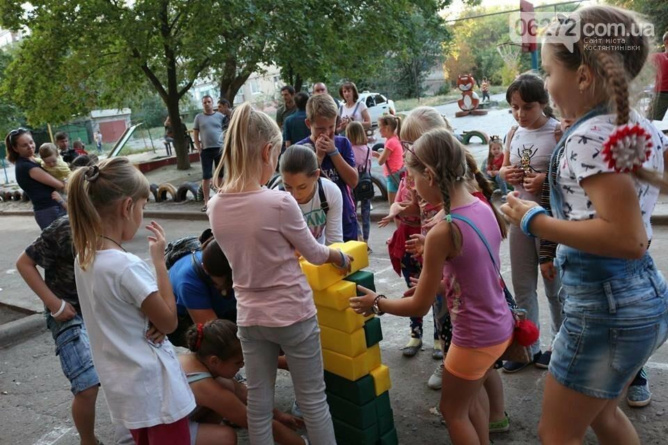 У Костянтинівці переможці конкурсу «АРТ- подвір`я» отримали свою нагороду, фото-2