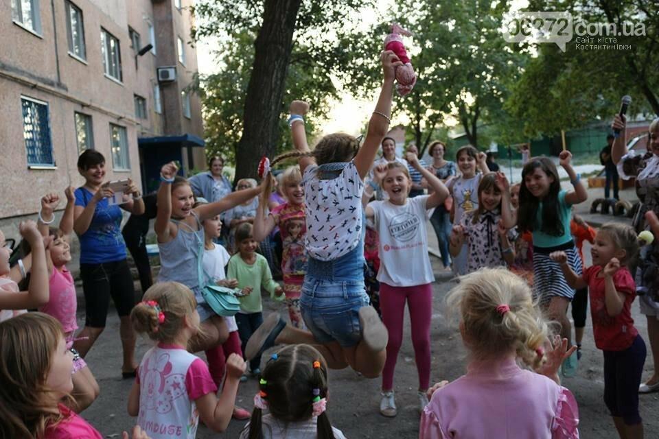 У Костянтинівці переможці конкурсу «АРТ- подвір`я» отримали свою нагороду, фото-3