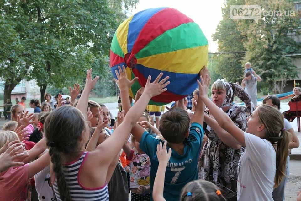 У Костянтинівці переможці конкурсу «АРТ- подвір`я» отримали свою нагороду, фото-4