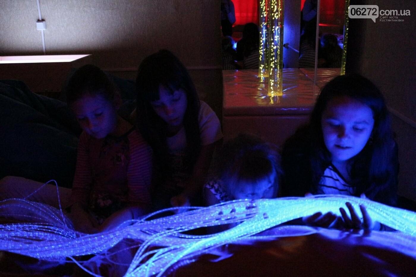 В Константиновском Центре творчества  появилась сенсорная комната, фото-3