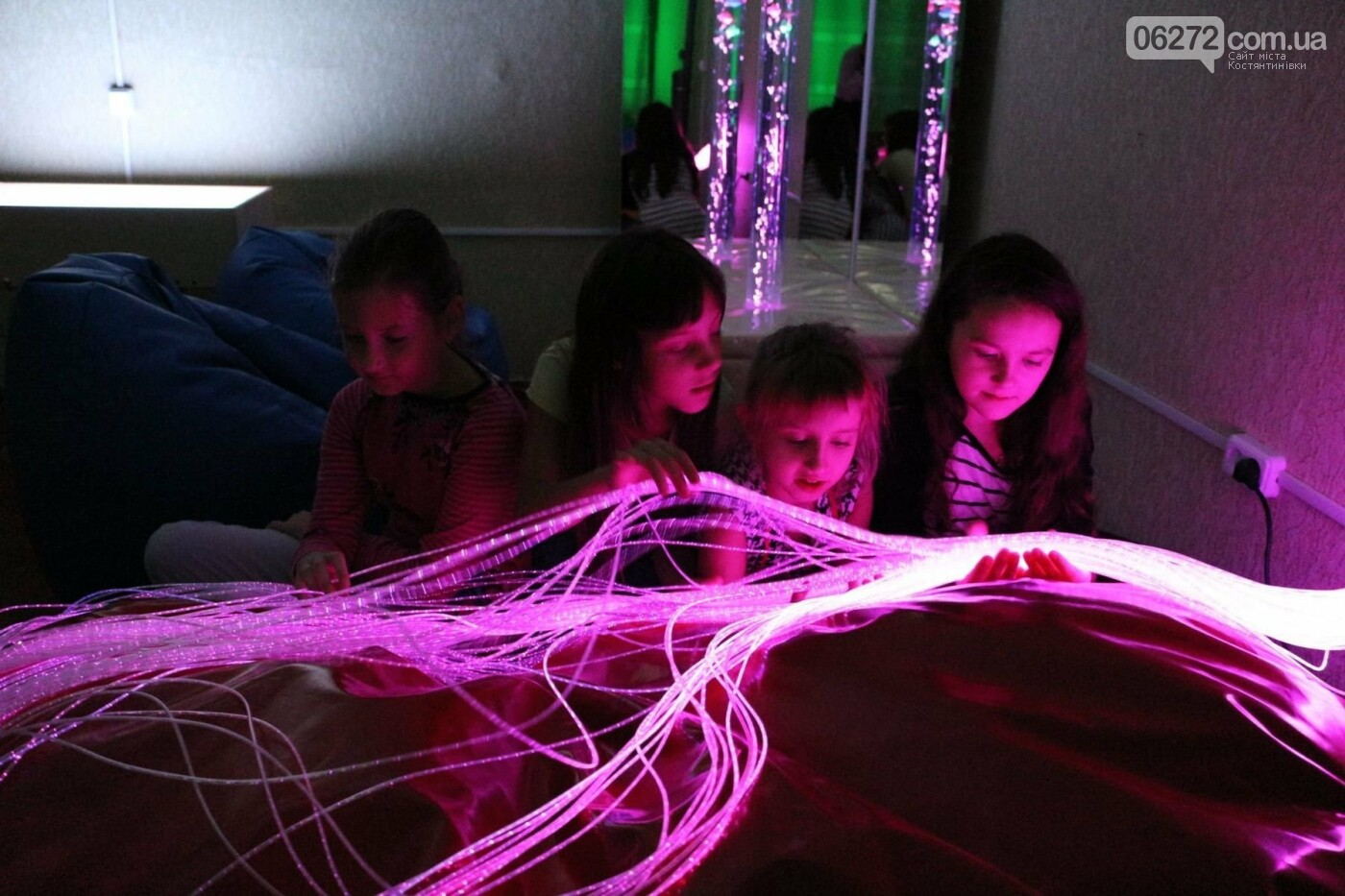 В Константиновском Центре творчества  появилась сенсорная комната, фото-5