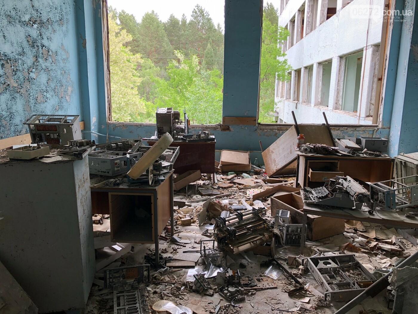До Припяти и обратно: «Если ад существует, то он здесь», фото-15