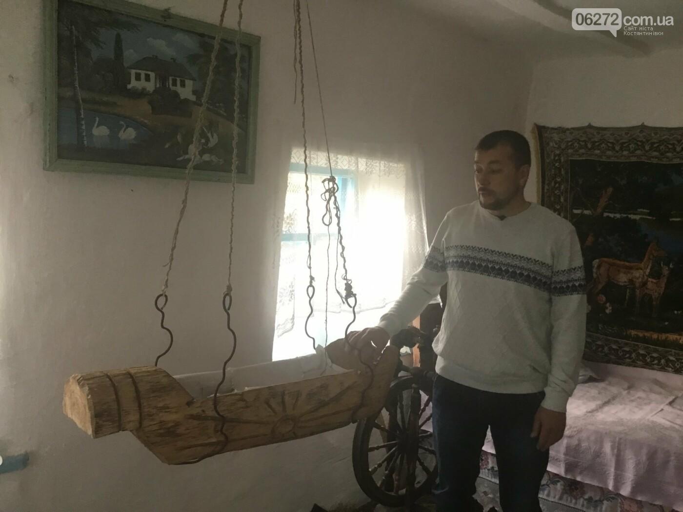 В селі  Олександро-Калинове є чудо-колиска, яка творить дива, фото-2
