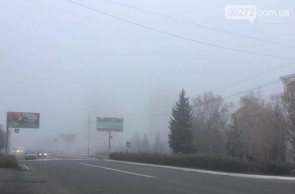 Погіршення погоди в Костянтинівці, фото-1