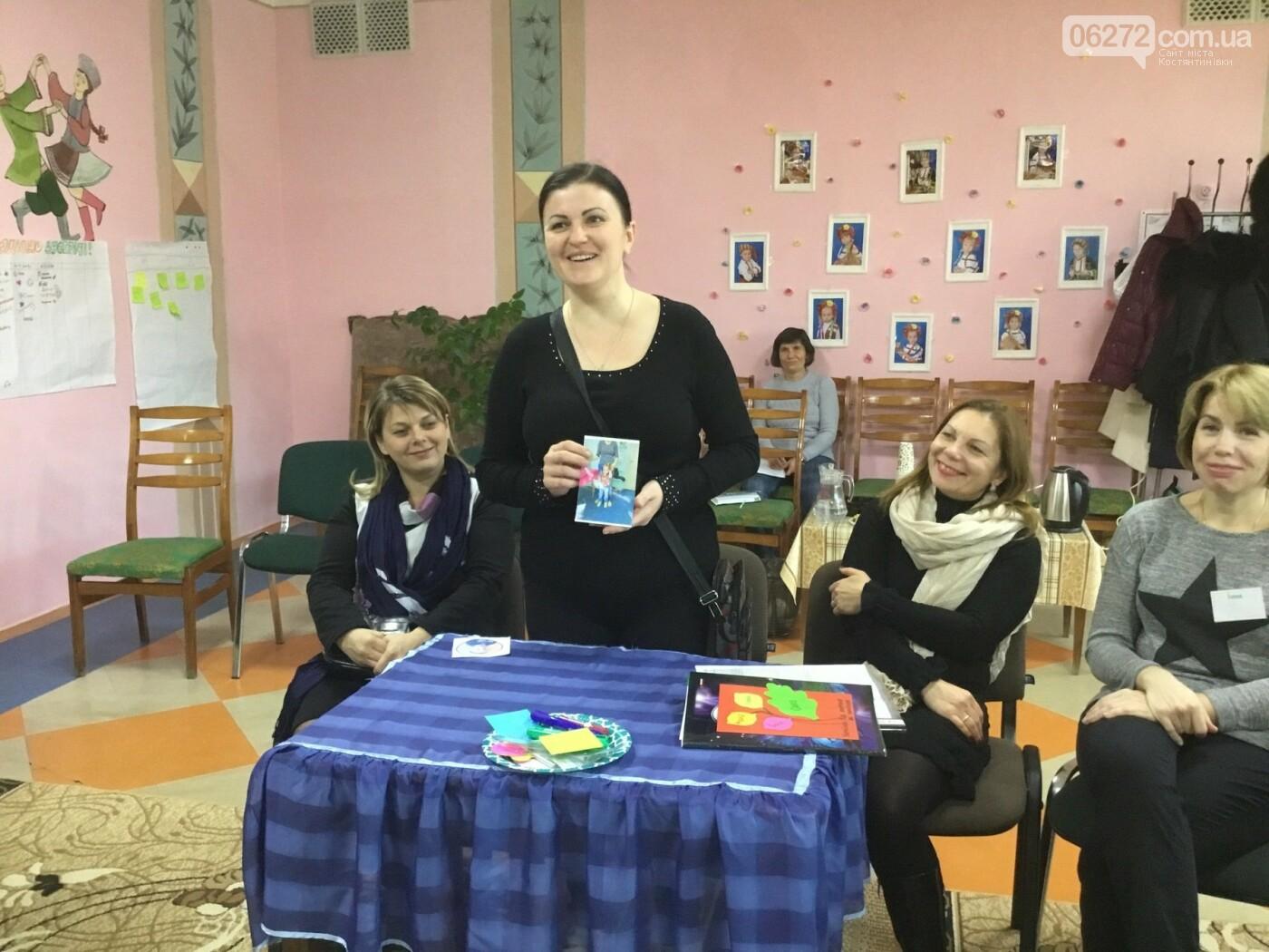 У дитячому садку «Мир» провели тренінг для батьків «Гра – навчатися весело і цікаво», фото-3
