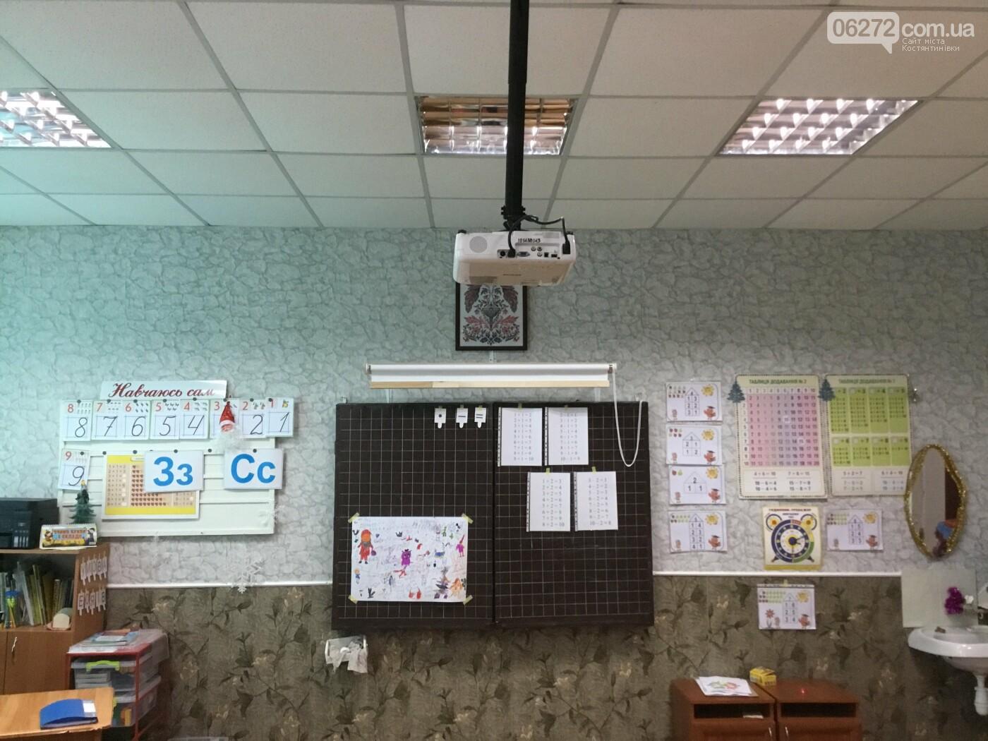 Костянтинівські школи отримали одномісні парти для першокласників, фото-5