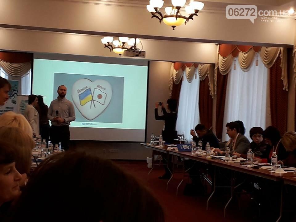 Валентина Мацакова із Костянтинівки взяла участь в міжнародній зустрічі між представниками Донбасу та Японії, фото-2